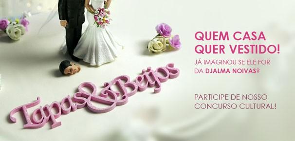 """Globo promove """"Quem casa quer vestido"""""""
