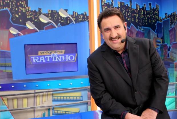 """""""Programa do Ratinho"""" no SBT"""