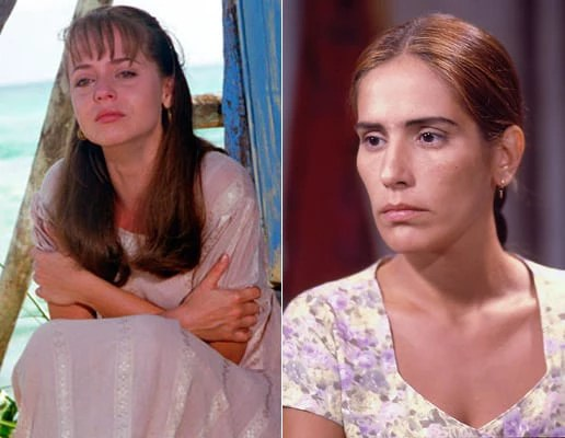 """Paulina e Ruth eram as """"gêmeas boas"""""""