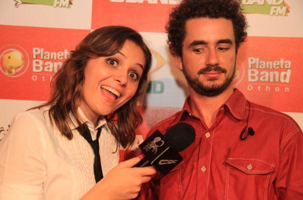 Monica Iozzi e Felipe Andreoli querem novos rumos na carreira