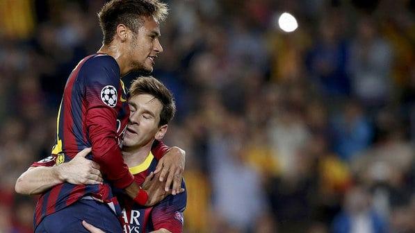 Neymar e Messi são algumas das estrelas da Liga
