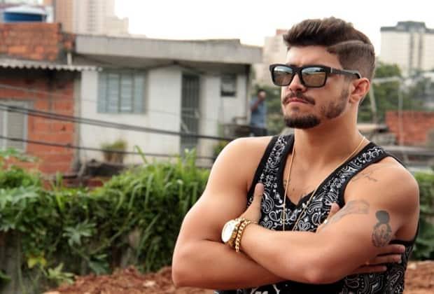 """Caio Castro foi elogiado pelos telespectadores de """"I Love Paraisópolis"""""""