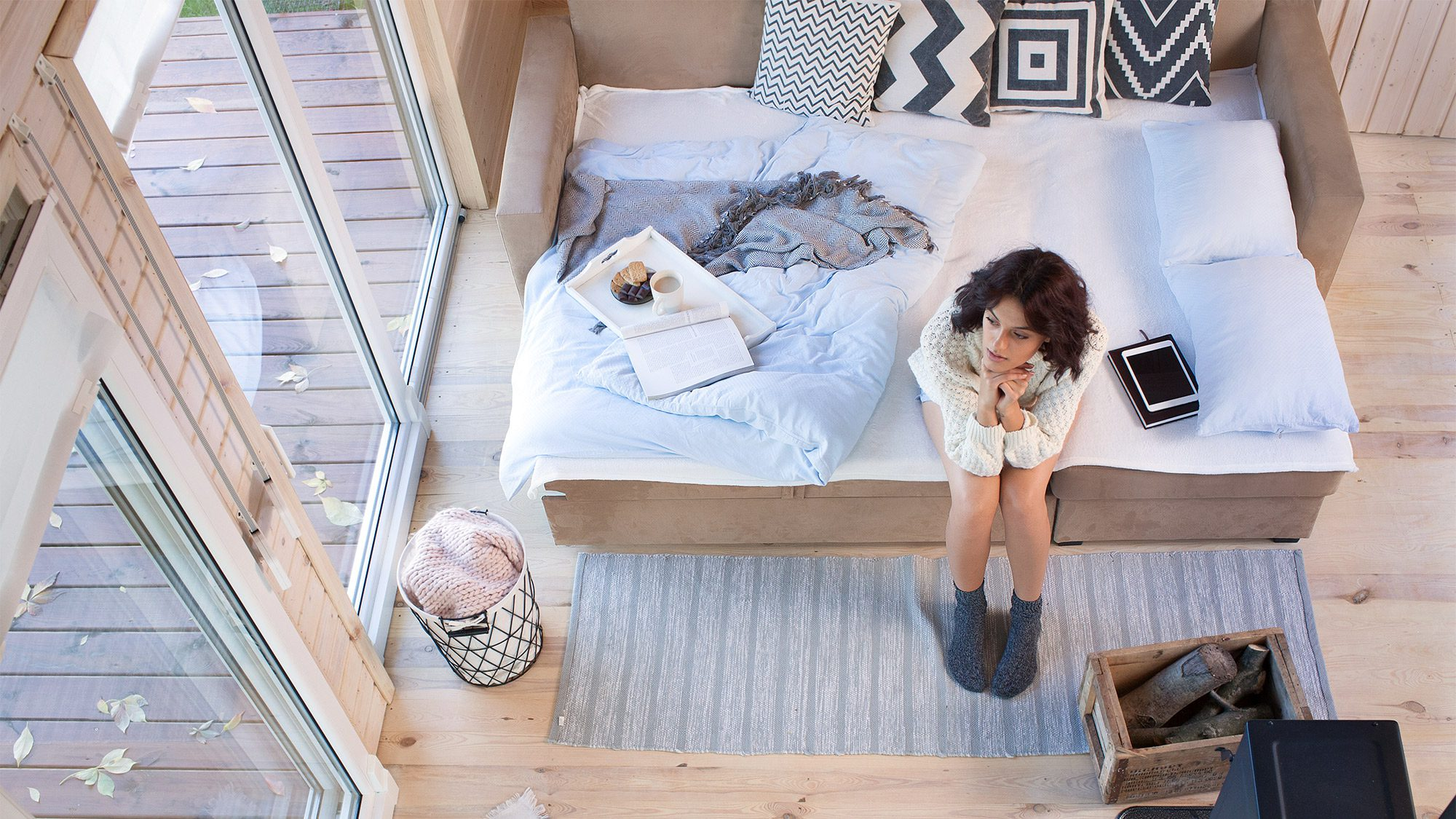 7 Best Guest Beds From Inflatable Mattresses To Murphy Beds Realtor Com