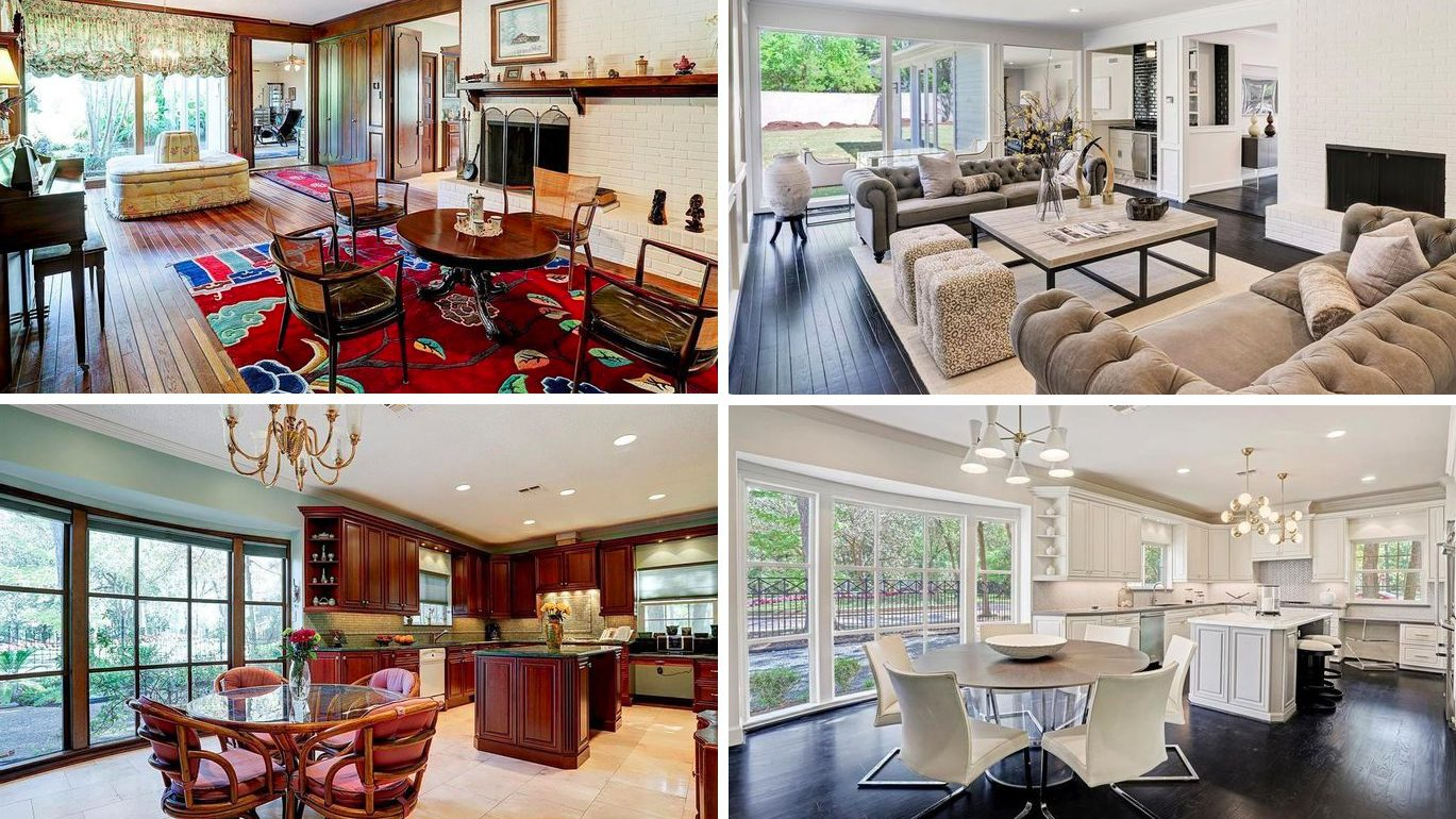 Lessons From Listing Photos: An Outdated Texas Jewel Shines After Major Makeover