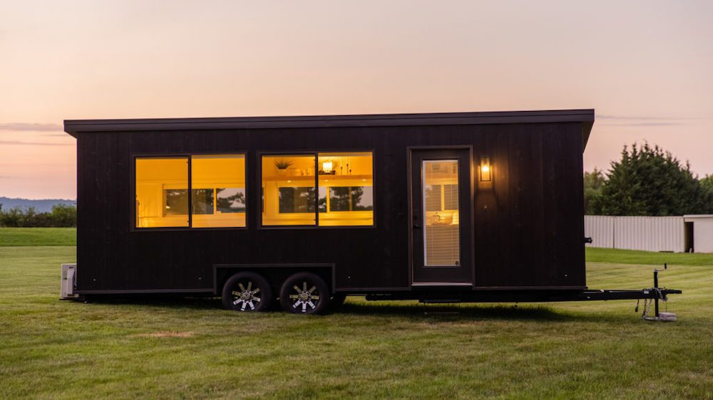 IKEA tiny house