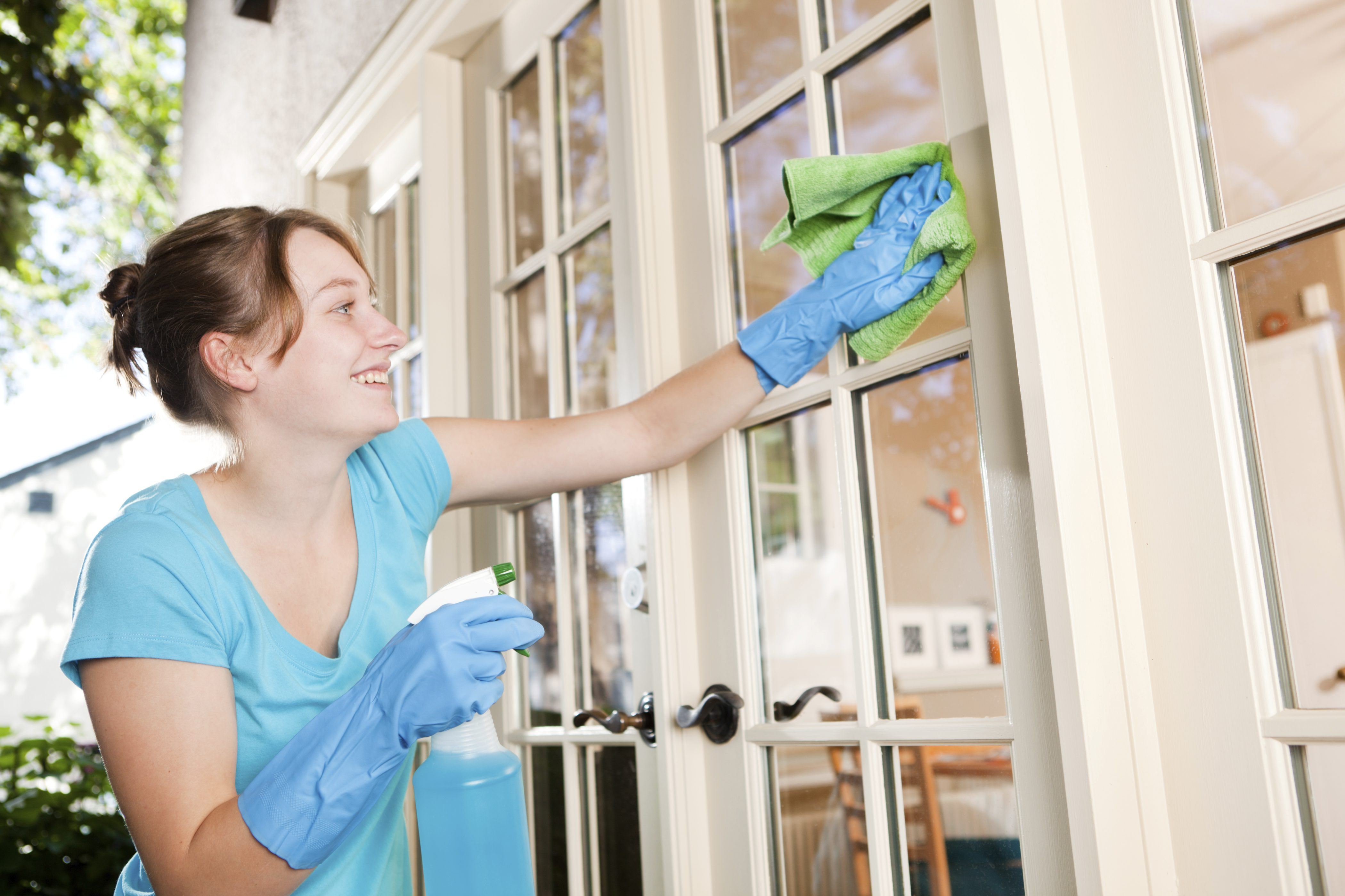 Image result for House Cleaning istock