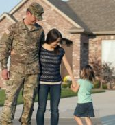 Discover the advantages of the VA loan for military home buyers.