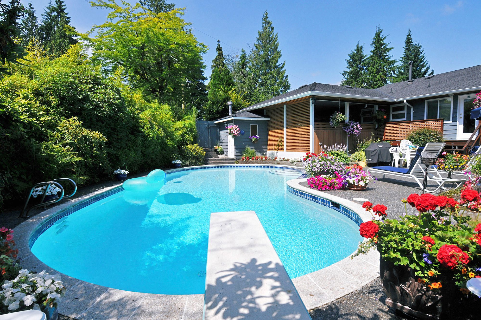 7 Awesome Features That (Surprise!) Might Make Your House ... on Dream Backyard With Pool id=56118