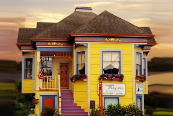 Want to Go Wild on Exterior Paint Colors? Read This First ...