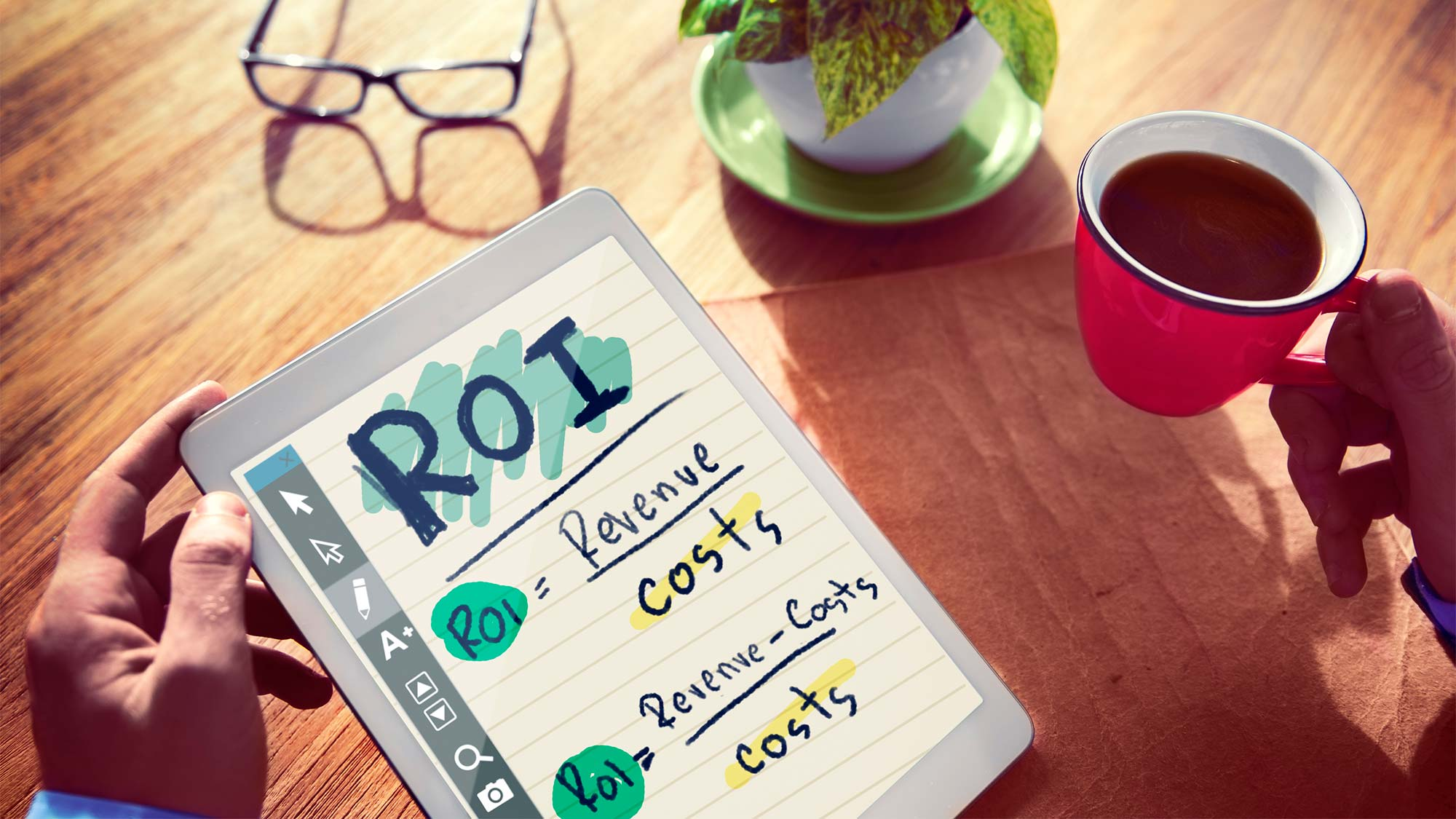 What is ROI? Return on Investment explained