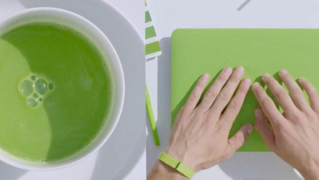 Resultado de imagen de pantone greenery
