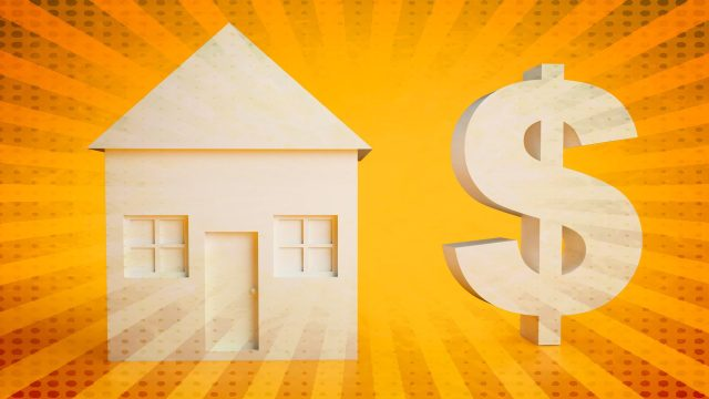 Is it OK to ask people how much they paid for a house?