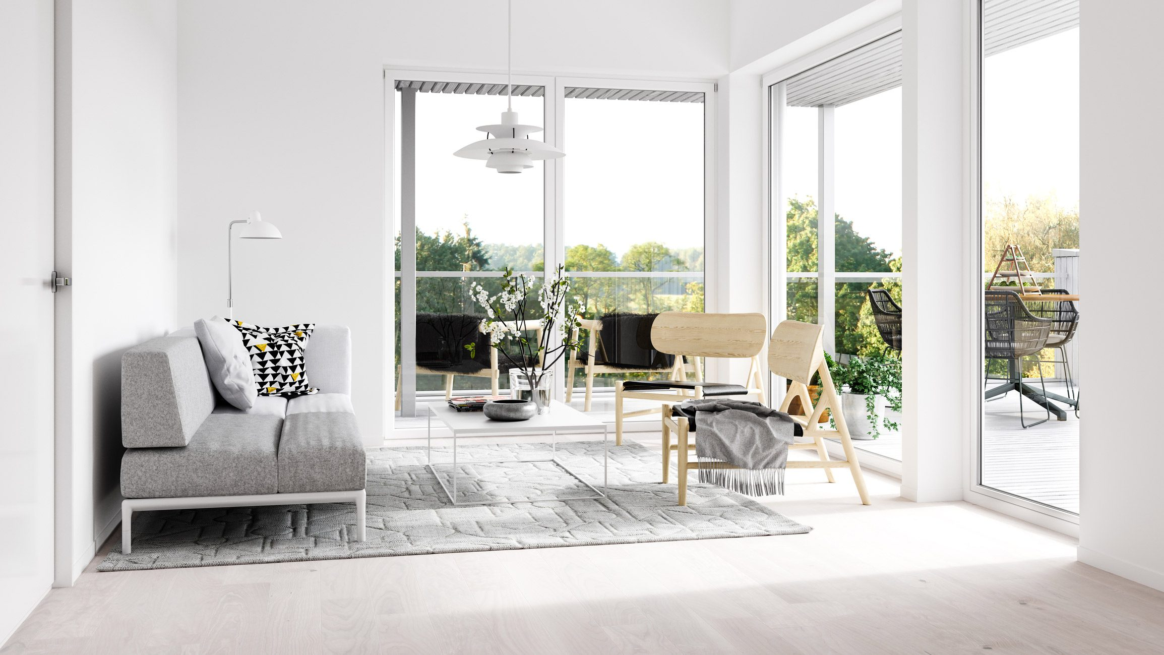 7 Home Staging Tricks to Make a Small Living Room Look ... on Minimalist Living Room  id=75785