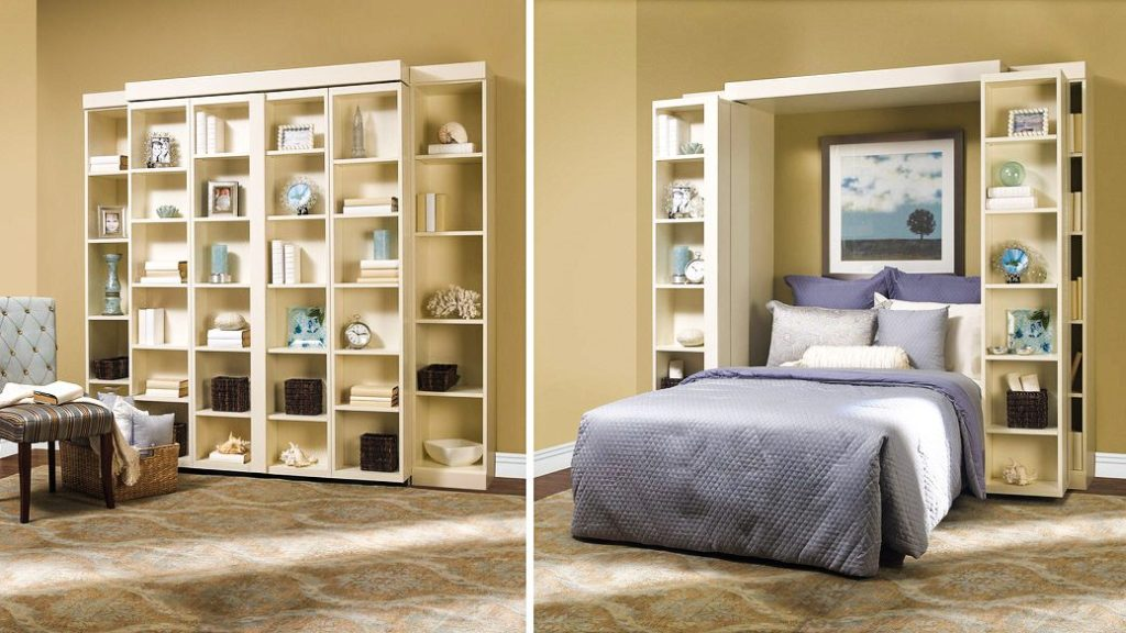 Sophisticated Murphy Beds Prove Foldaway Furniture Can Be Stylish