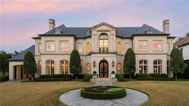 Deep in the heart of McMansions—in Dallas