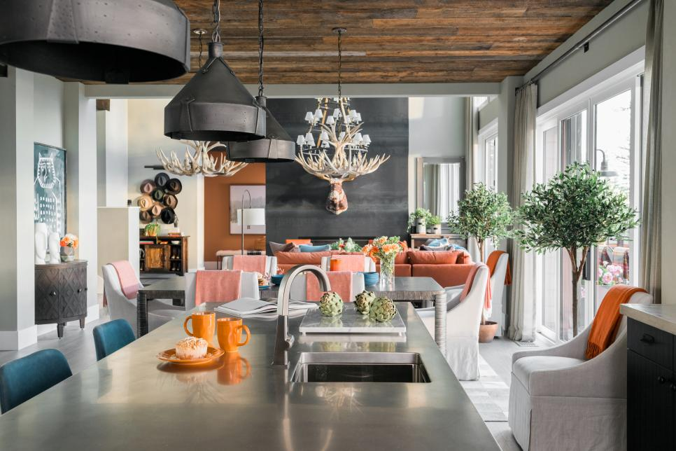 2019 HGTV Dream Home: 4 Features We Love, and 4 We'd ... on Dream Home Interior  id=24312