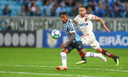 Com time alternativo Grêmio derrota Flamengo titular na Arena