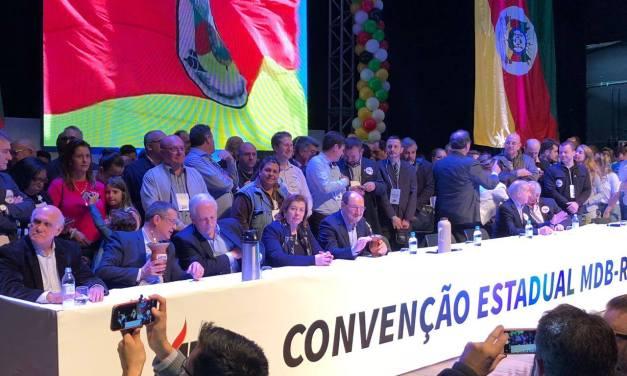 Sartori confirma candidatura à reeleição