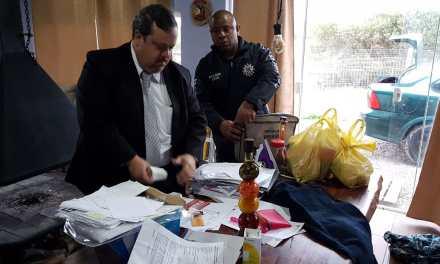 Operação policial resulta na prisão de ex-secretários de Chuí