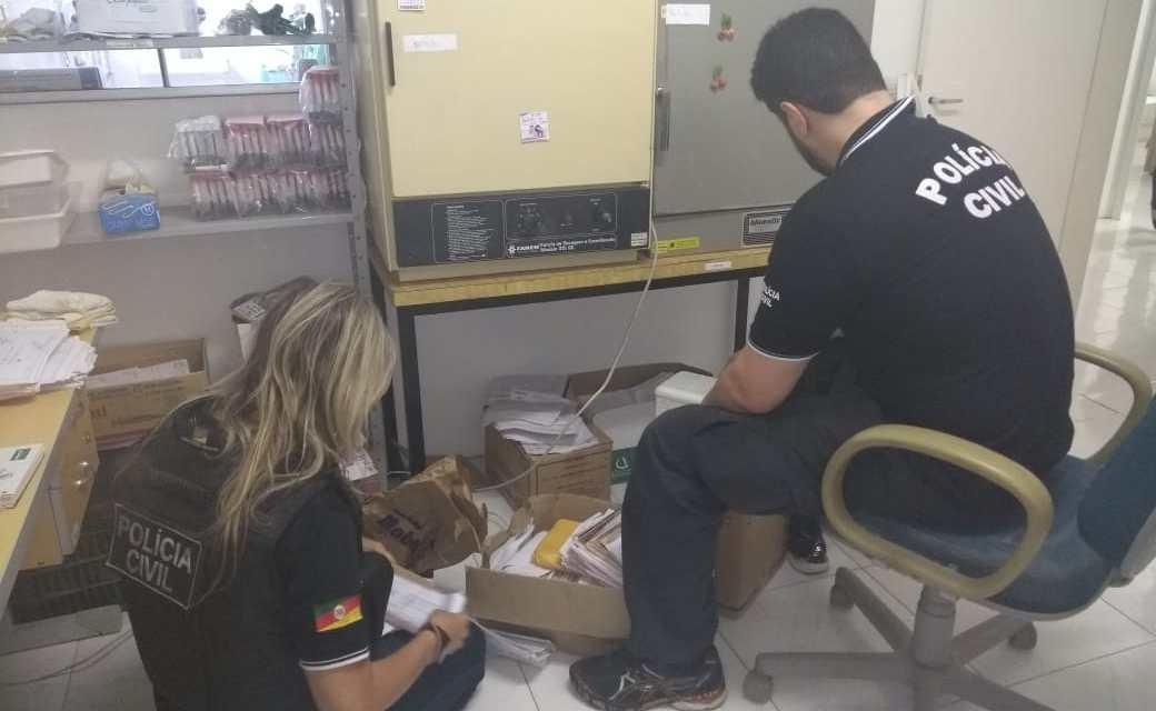 Polícia deflagra Operação Analisys contra fraudes em exames médicos