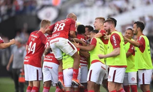 Inter empata com o Corinthians fora de casa