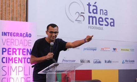 Crise brasileira e as diferenças sociais é tema de palestra na Federasul