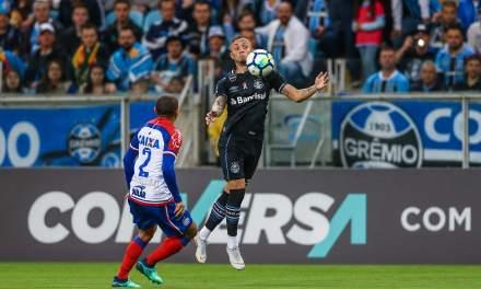 Everton e Grohe preocupam o Grêmio