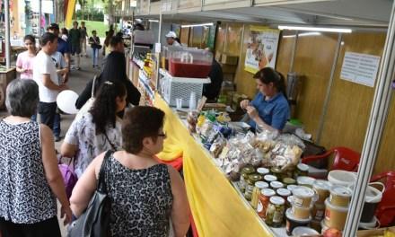 Feira da Agroindústria Familiar se consolida na Oktoberfestem Santa Cruz do Sul