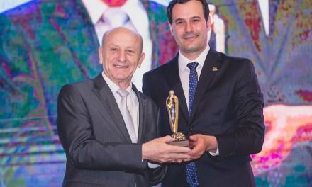 Tarcísio Michelon recebe Troféu Vitis Amigo do Vinho Brasileiro 2018