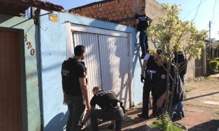 Polícia Civil deflagra Operação Imposição na Restinga
