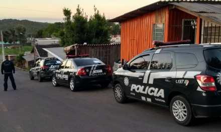 Polícia Civil prendeu onze pessoas em operação em São Marcos