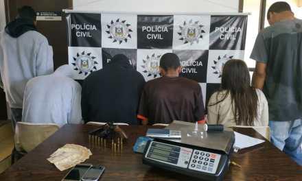 Operação Tisíofone prende 6 pessoas em Capão do Leão