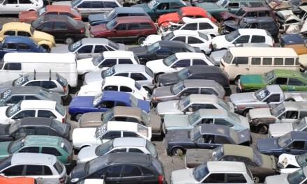 Sistema permitirá acompanhamento online de veículos recuperados