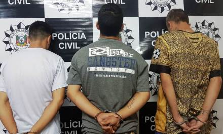 Polícia prende três suspeitos da morte por acidente de jovem no Hospital Centenário em São Leopoldo