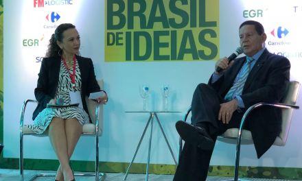 General Mourão participa de evento em Porto Alegre