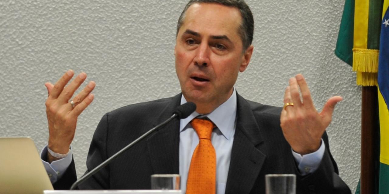 "Projeto ""Ideias Memoráveis"" da FIRS recebe ministro do STF Luís Roberto Barroso"