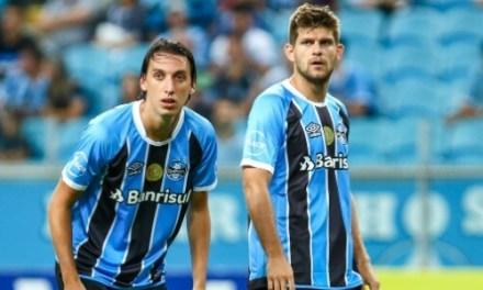 Desafio para Kannemann e Geromel: parar Maxi Lopez