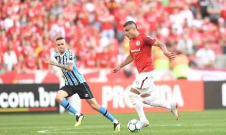 Retrospectiva da dupla Gre-Nal: Campeonato Brasileiro