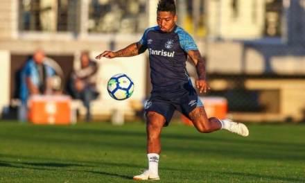 Marinho publica nota pedindo desculpas à torcida do Grêmio