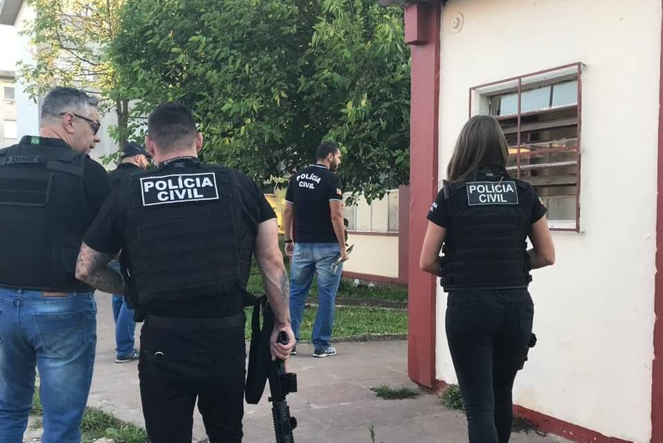 Operação combate traficantes que controlavam condomínio na Capital