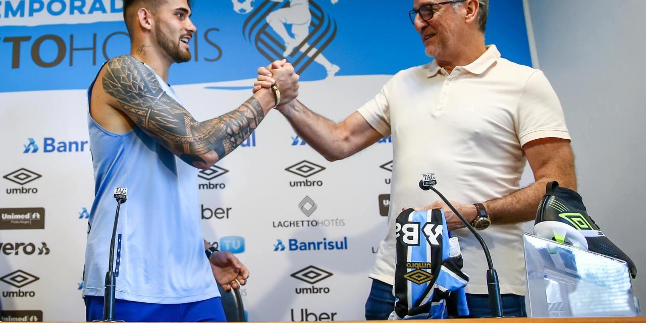 Dirigente do Grêmio explica mudança de planejamento do Gauchão