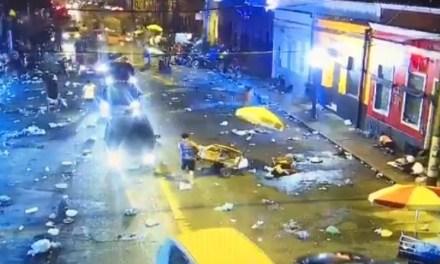 Ricardo Azeredo: Cidade Baixa, violência alta