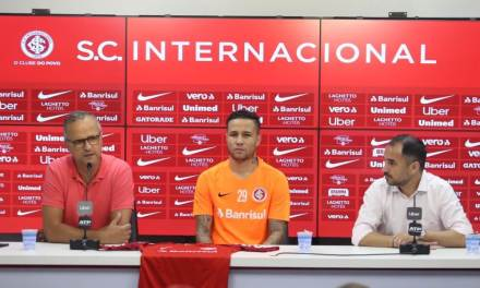 Rodrigo Caetano explica negócios do Inter