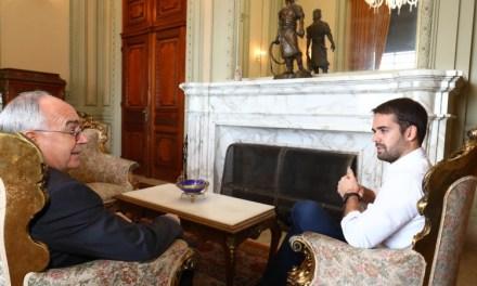 Eduardo Leite assume presidência do Codesul