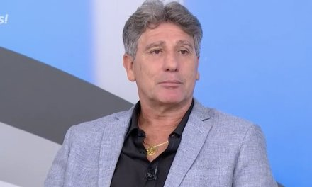 Renato demonstra otimismo em chegar na Seleção