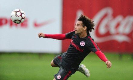 Camilo inscrito na Libertadores e no Gauchão