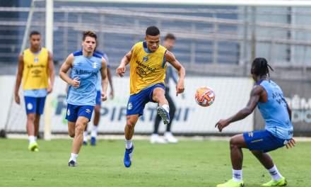 Grêmio vai com time alternativo para confronto com o Caxias