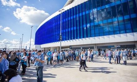 TCE revoga liminar que impedia acordo sobre obras no entorno da Arena do Grêmio