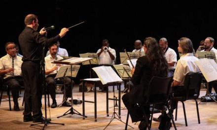 Banda Municipal faz apresentações na Semana de Porto Alegre