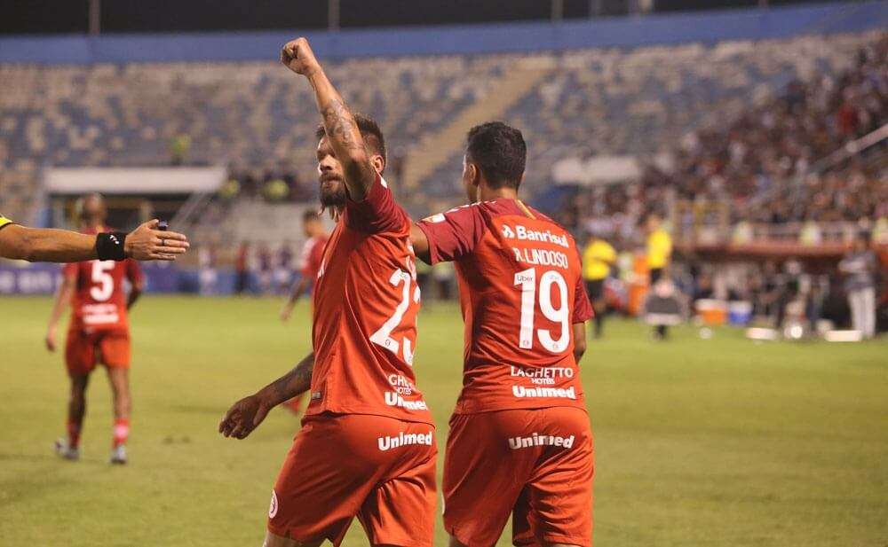 Inter estreia com vitória na Libertadores